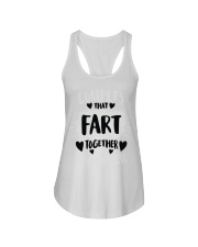 97 Couples That Fart Together Stay Together Mens H Ladies Flowy Tank thumbnail