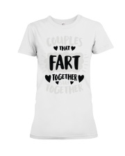 97 Couples That Fart Together Stay Together Mens H Premium Fit Ladies Tee thumbnail