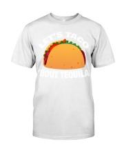 19Taco Tequila Funny Mexican Food Cinco De Mayo Premium Fit Mens Tee thumbnail