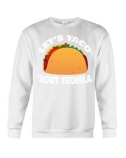 19Taco Tequila Funny Mexican Food Cinco De Mayo Crewneck Sweatshirt thumbnail