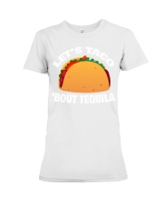 19Taco Tequila Funny Mexican Food Cinco De Mayo Premium Fit Ladies Tee thumbnail