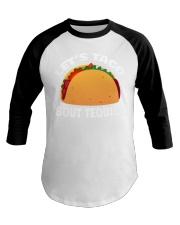 19Taco Tequila Funny Mexican Food Cinco De Mayo Baseball Tee thumbnail