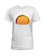 19Taco Tequila Funny Mexican Food Cinco De Mayo Ladies T-Shirt thumbnail