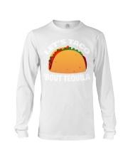 19Taco Tequila Funny Mexican Food Cinco De Mayo Long Sleeve Tee thumbnail