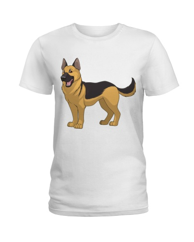 477 Funny For German Shepherd Shirt Sweatshirt Cin