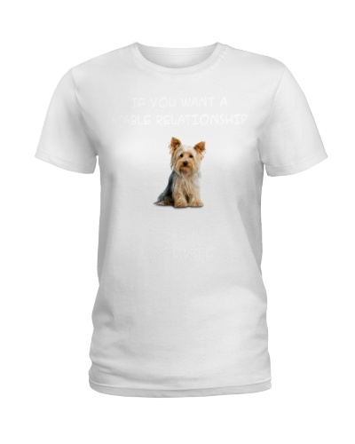 571 If You Want A Stable Relationship Get A Yorkie