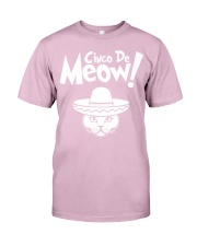 427Meow Classic T-Shirt front