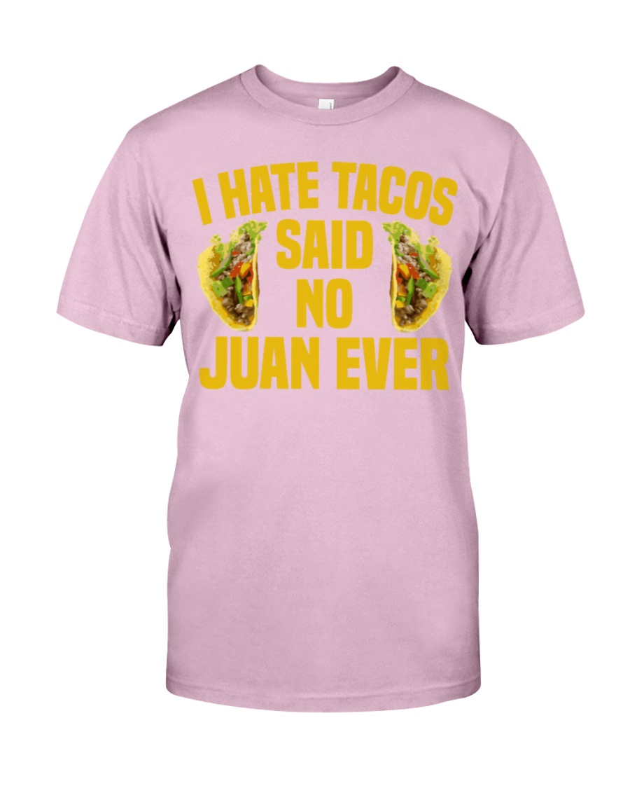 198Funny Taco Pun Cinco De Mayo Apparel Classic T-Shirt