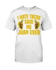 198Funny Taco Pun Cinco De Mayo Apparel Premium Fit Mens Tee thumbnail
