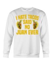 198Funny Taco Pun Cinco De Mayo Apparel Crewneck Sweatshirt thumbnail
