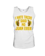 198Funny Taco Pun Cinco De Mayo Apparel Unisex Tank thumbnail