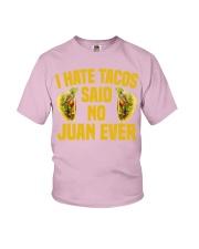 198Funny Taco Pun Cinco De Mayo Apparel Youth T-Shirt thumbnail