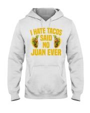 198Funny Taco Pun Cinco De Mayo Apparel Hooded Sweatshirt thumbnail