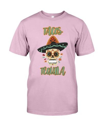 177Tacos Tequila Day Of The Dead Shirt