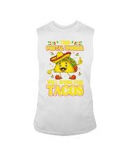 372This Postal Worker Will Work For Tacos Sleeveless Tee thumbnail