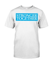 174 Stronger Together Womens Premium T S Classic T-Shirt thumbnail