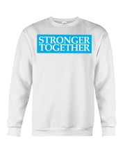 174 Stronger Together Womens Premium T S Crewneck Sweatshirt thumbnail