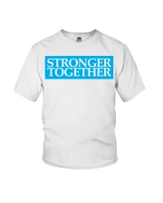 174 Stronger Together Womens Premium T S Youth T-Shirt thumbnail