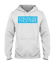 174 Stronger Together Womens Premium T S Hooded Sweatshirt thumbnail