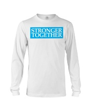 174 Stronger Together Womens Premium T S Long Sleeve Tee thumbnail