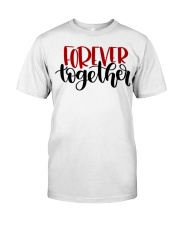 200 Together Forever Womens Vintage Sport T S Classic T-Shirt thumbnail