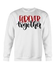 200 Together Forever Womens Vintage Sport T S Crewneck Sweatshirt thumbnail