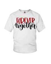 200 Together Forever Womens Vintage Sport T S Youth T-Shirt front