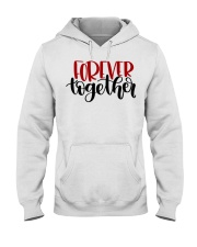 200 Together Forever Womens Vintage Sport T S Hooded Sweatshirt thumbnail