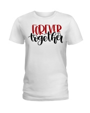200 Together Forever Womens Vintage Sport T S Ladies T-Shirt thumbnail
