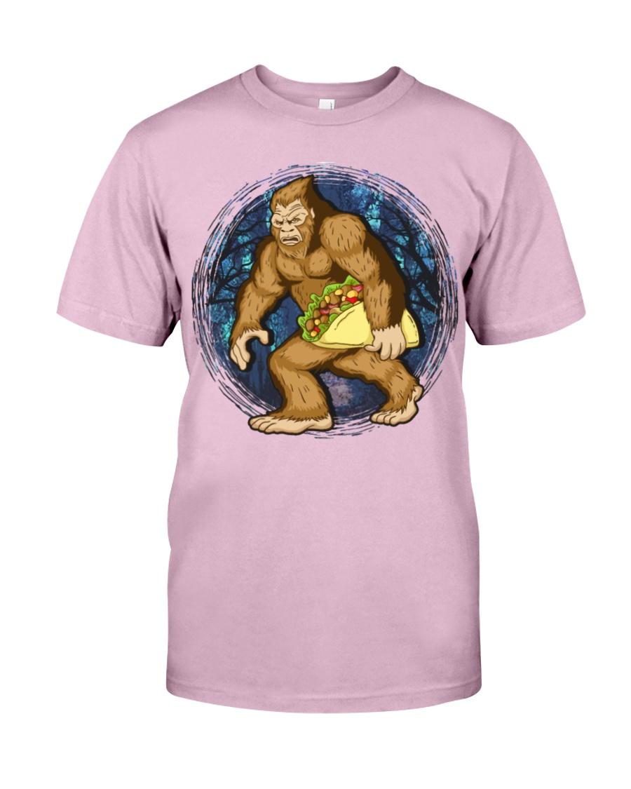 394Taco Sasquatch Classic T-Shirt