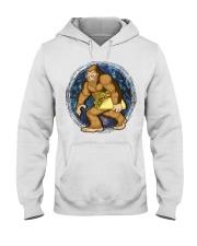 394Taco Sasquatch Hooded Sweatshirt thumbnail