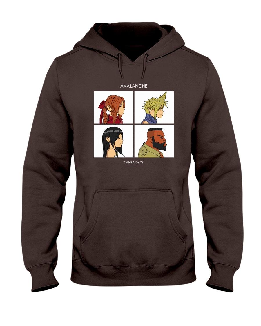 ff-051217-77 Hooded Sweatshirt