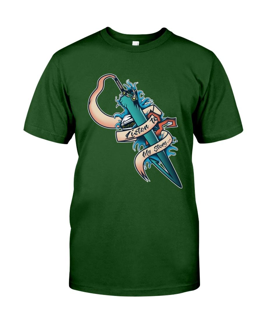 ff-051217-6-nb Classic T-Shirt showcase
