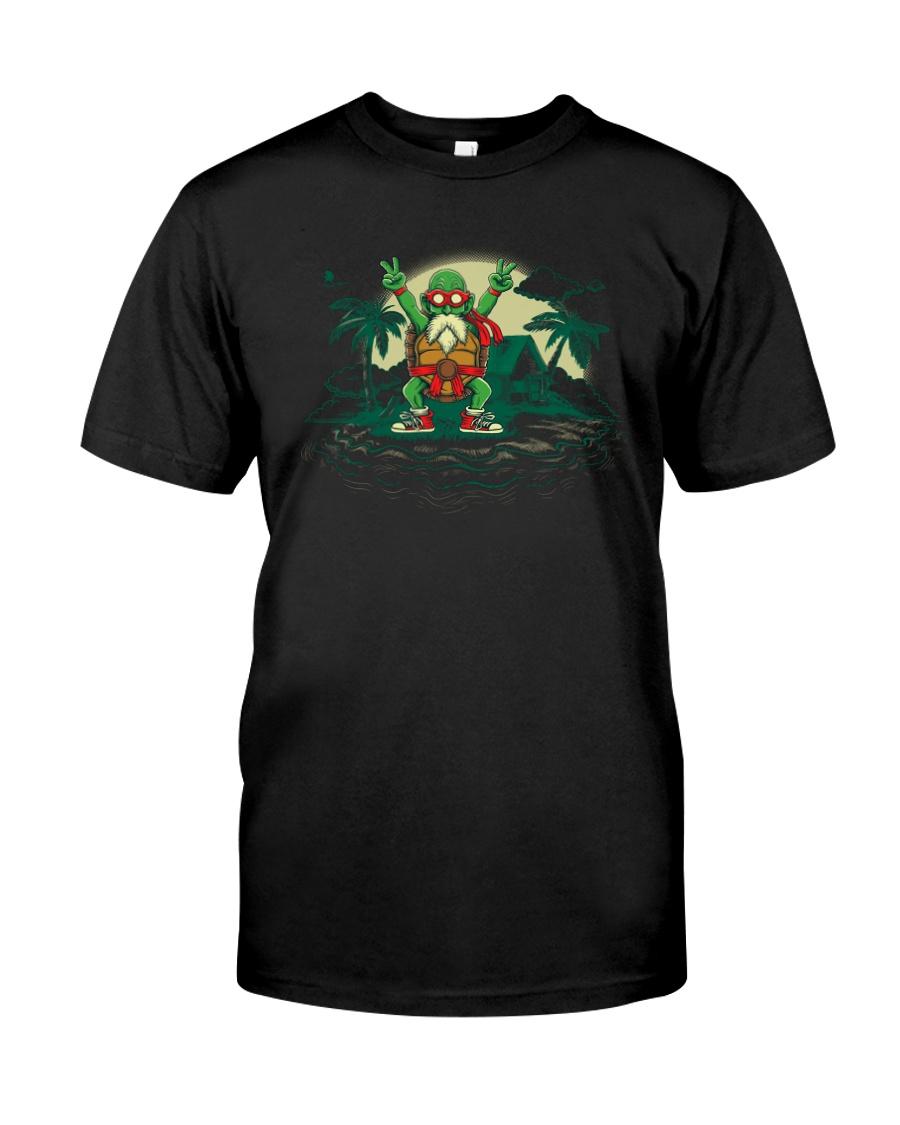 db-110716-16-nb Classic T-Shirt showcase