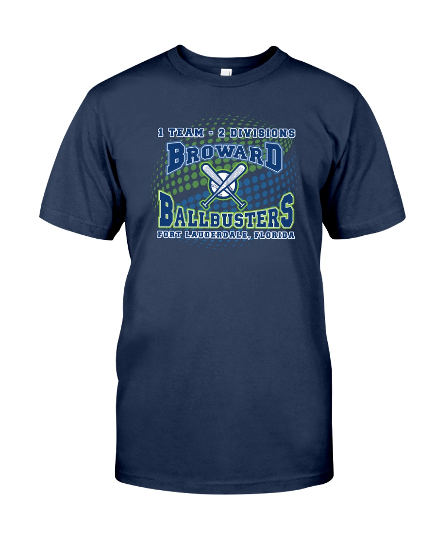 Broward Ballbusters Fan Tshirts Classic T-Shirt