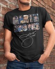 Garth Brooks Lovers Classic T-Shirt apparel-classic-tshirt-lifestyle-26