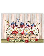 Hummingbirds 4th of July 17x11 Poster front