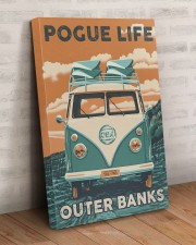 Pogue liffe outer banks 20x30 Gallery Wrapped Canvas Prints aos-canvas-pgw-20x30-lifestyle-front-07