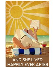 she lived happily ever after 16x24 Poster front