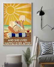 she lived happily ever after 16x24 Poster lifestyle-poster-1