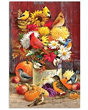 hello fall 11x17 Poster front