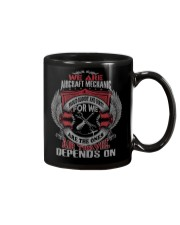 We Are AirCraft Mechanics Mug thumbnail