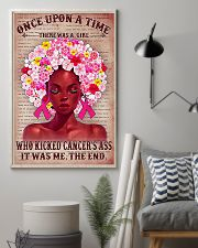Breast Cancer Once Upon A Time 11x17 Poster lifestyle-poster-1