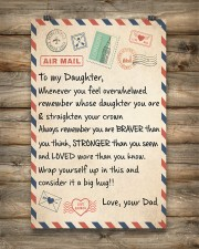 Mail To My Daughter - Dad 11x17 Poster aos-poster-portrait-11x17-lifestyle-14
