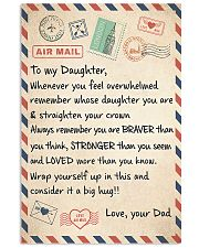 Mail To My Daughter - Dad 11x17 Poster front