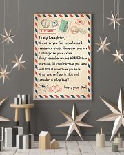 Mail To My Daughter - Dad 11x17 Poster lifestyle-holiday-poster-1