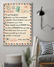 Mail To My Daughter - Dad 11x17 Poster lifestyle-poster-1
