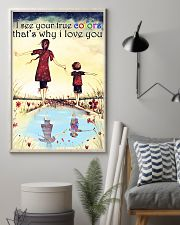 Autism I see your true colors 11x17 Poster lifestyle-poster-1