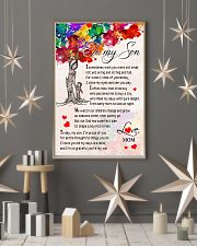 Family To My Son 11x17 Poster lifestyle-holiday-poster-1