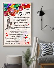 Family To My Son 11x17 Poster lifestyle-poster-1
